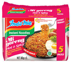 Indomie Hot & Spicy 5pk