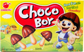 Orion Choco Boy Snack 50g