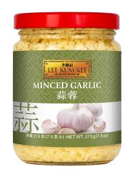 Lee Kum Kee Minced Fresh Garlic 213g