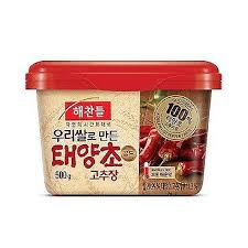 CJ Korean Hot Chilli Paste 500g