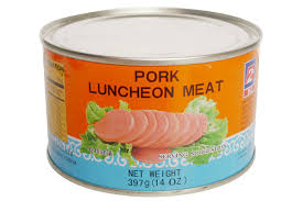 B2 Pork Luncheon Meat 397g