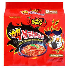 Samyang Extreme Hot Chicken Ramen 140g x 5pk
