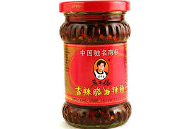 Laoganma Hot Spicy Chilli 210g