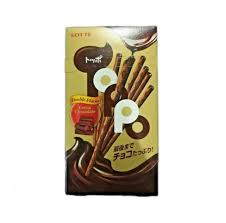 Lotte Toppo Double Chocolate 40g