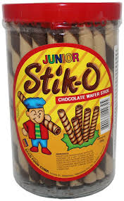 Junior Stik-O Chocolate Wafer 380g