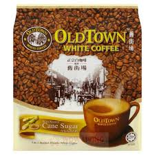 Old Town Coffee 3 in 1 Cane Sugar 540g