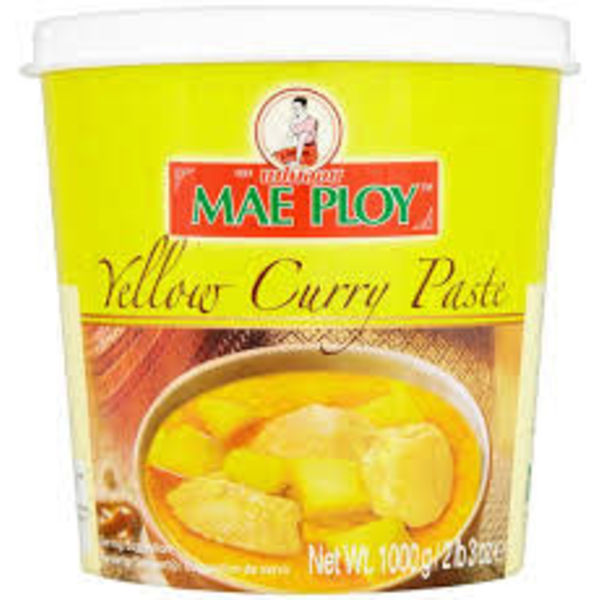 Mae Ploy Curry Paste Yellow 1kg