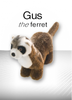Fluff and Tuff Plush Durable Toys