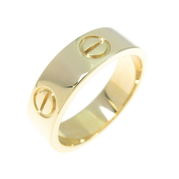 Cartier 18KT Yellow Gold Love Ring #53