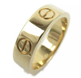Cartier 18KT Yellow Gold Love Ring Size 51/ US 5.5