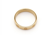 Cartier Mini Wedding Love Ring 18KT Yellow Gold #51