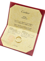 Cartier 18KT Yellow Gold Love Ring Size #62/ US 10