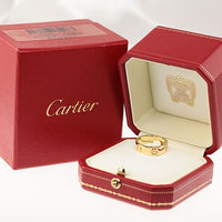 Cartier 18KT Yellow Gold Love Ring #54 / US 6.75