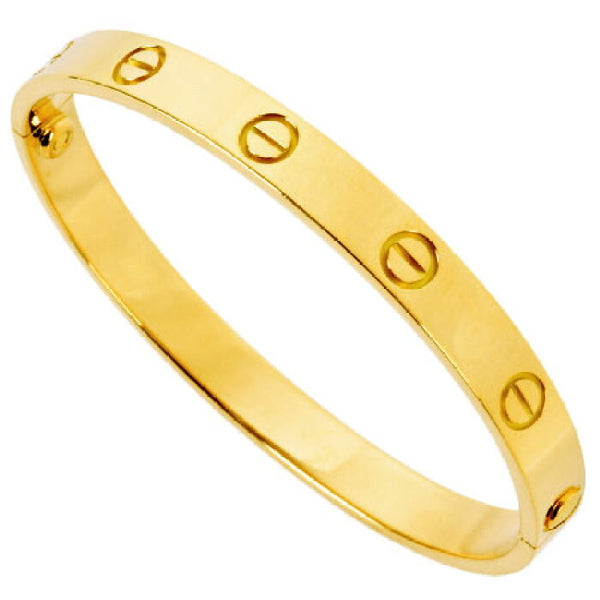 Cartier 18KT Yellow Gold Love Bracelet #17