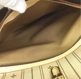 Louis Vuitton Neverfull GM Tote Monogram Canvas Handbag