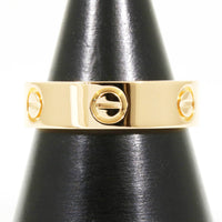 Cartier 18KT Rose Gold Love Ring #56/ 7.5