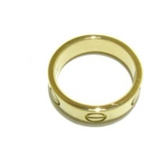 Cartier 18KT Yellow Gold Love Ring Size 49/ US 5