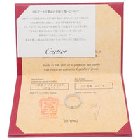 Cartier 1P Diamond 18KT Gold Mini Love Ring