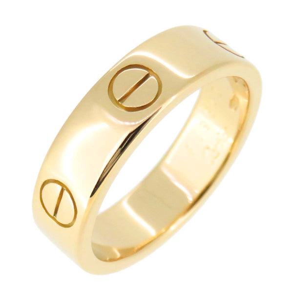 Cartier 18KT Yellow Gold Love Ring #56