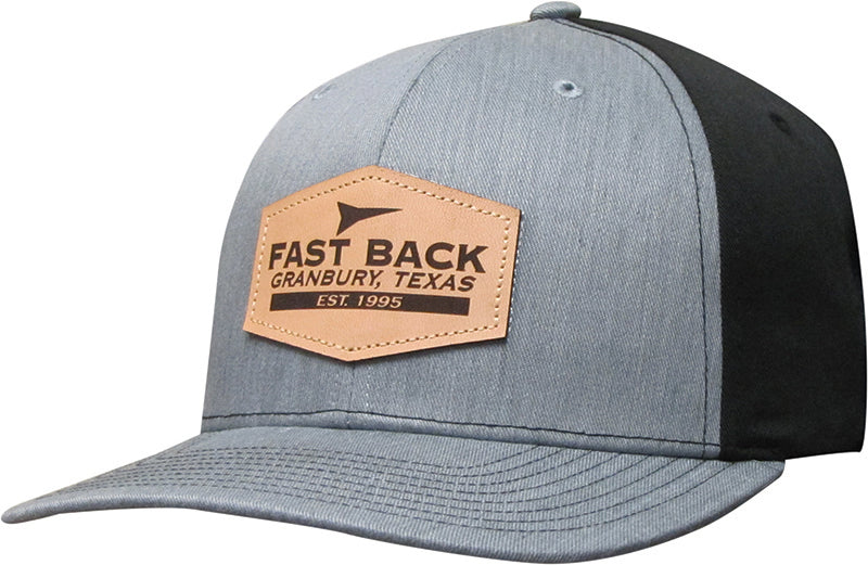 Cap - Heather Grey / Black