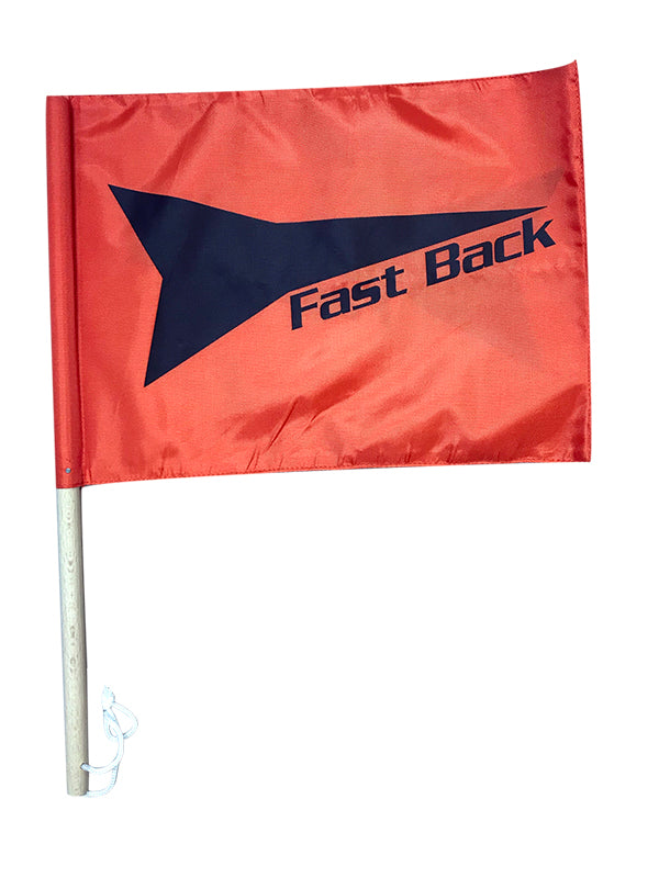 Fast Back Flagger's Flag