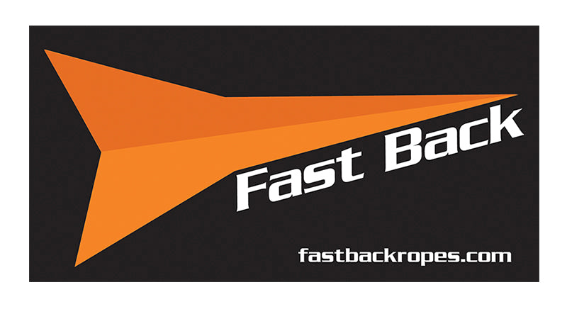 Fast Back 4x8 Arena Banner