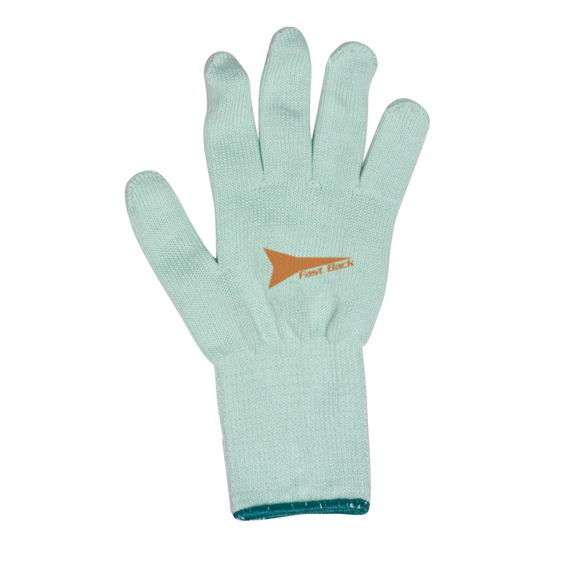Green Cotton Roping Glove