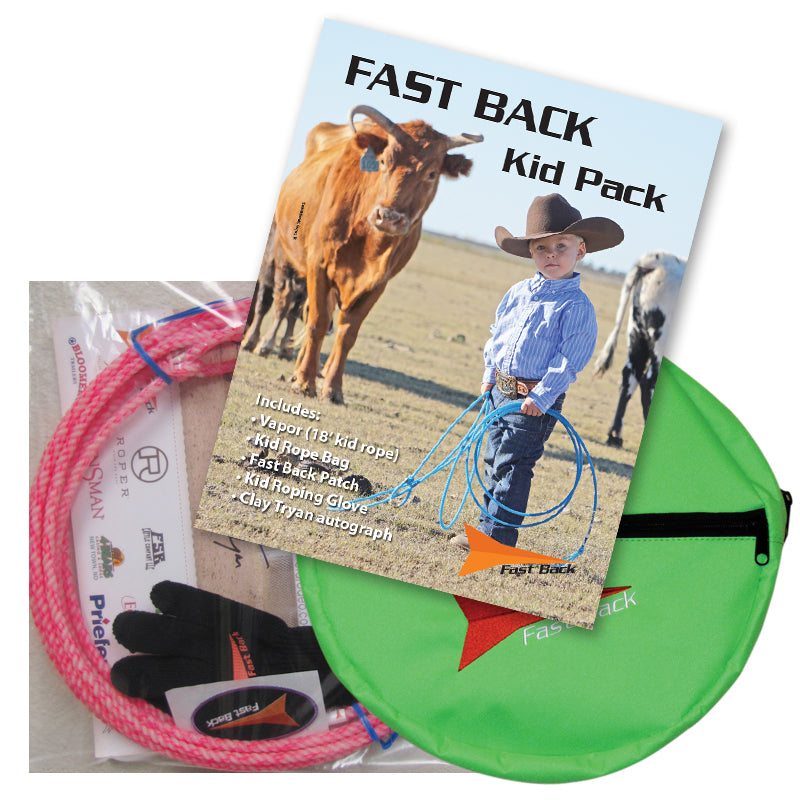 Fast Back Kid Gift Pack
