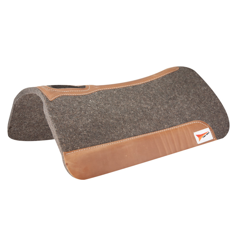 Fast Back Felt Saddle Pad