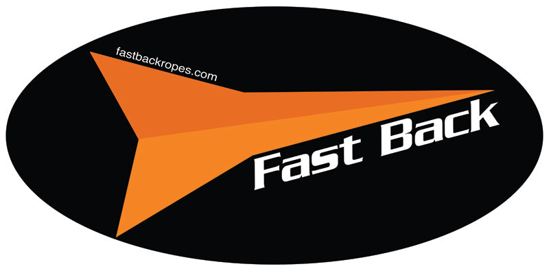 Fast Back Trailer Decal