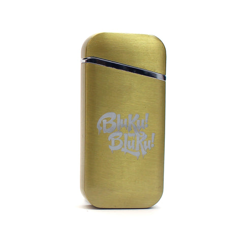 Gold Bluku Bluku Lighter