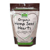 Now Foods Hemp Seed Hearts, Organic - 8 Oz