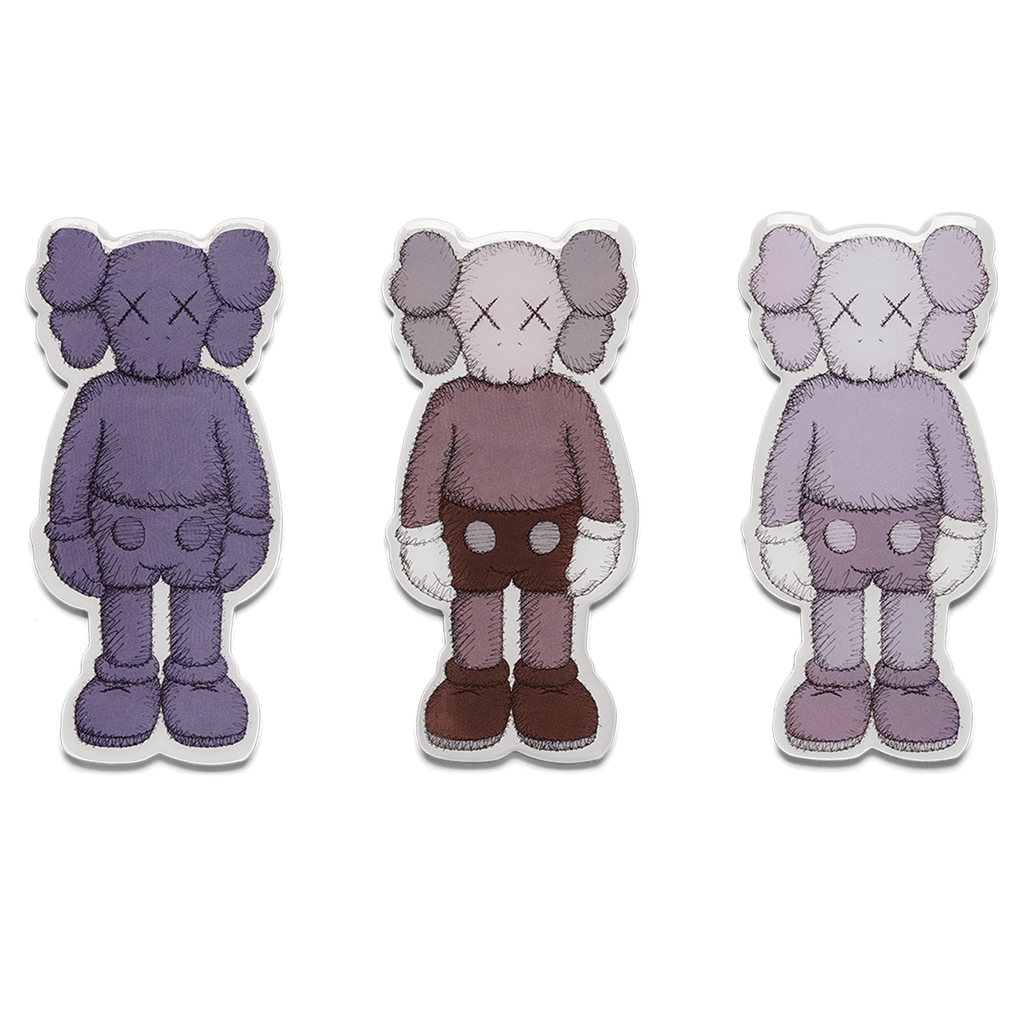 KAWS Magnet Set COMPANION