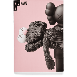 KAWS Notebook GONE