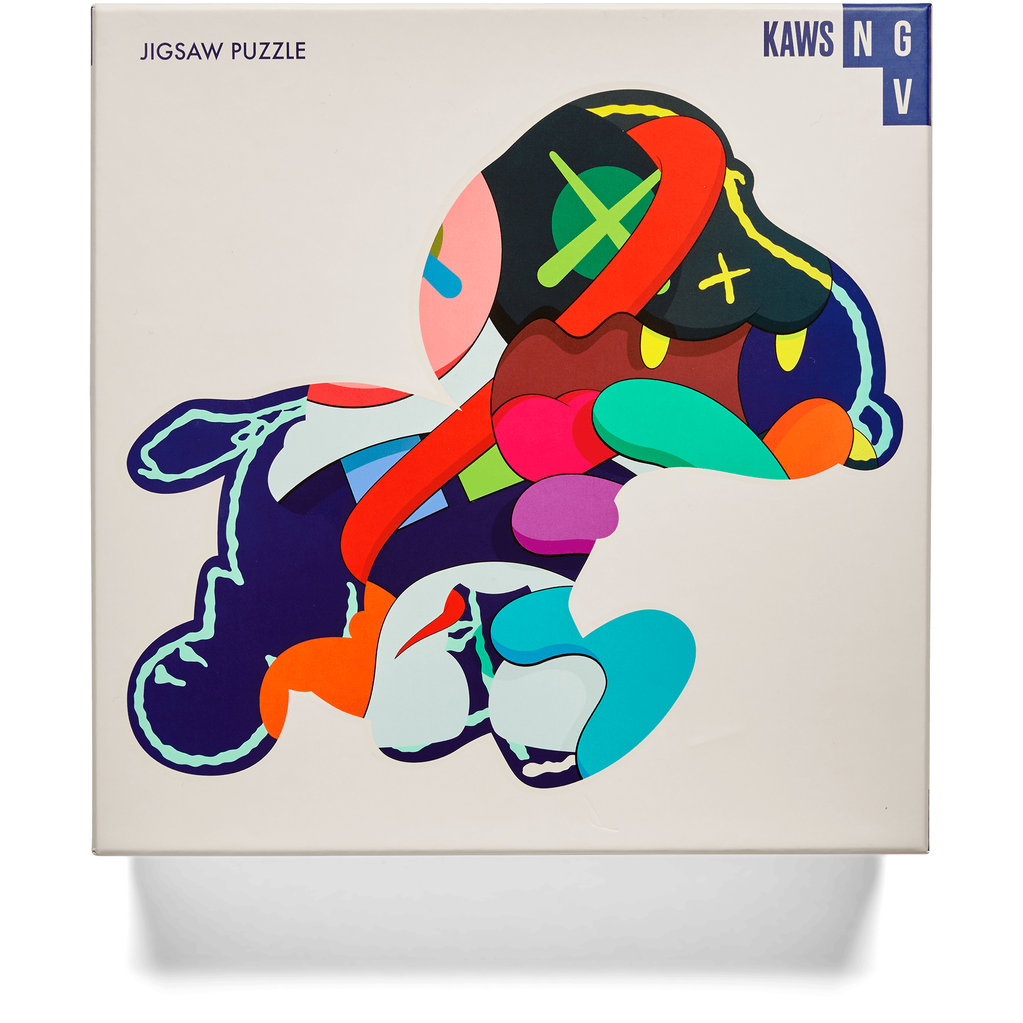 KAWS Puzzle STAY STEADY 1000 Pieces