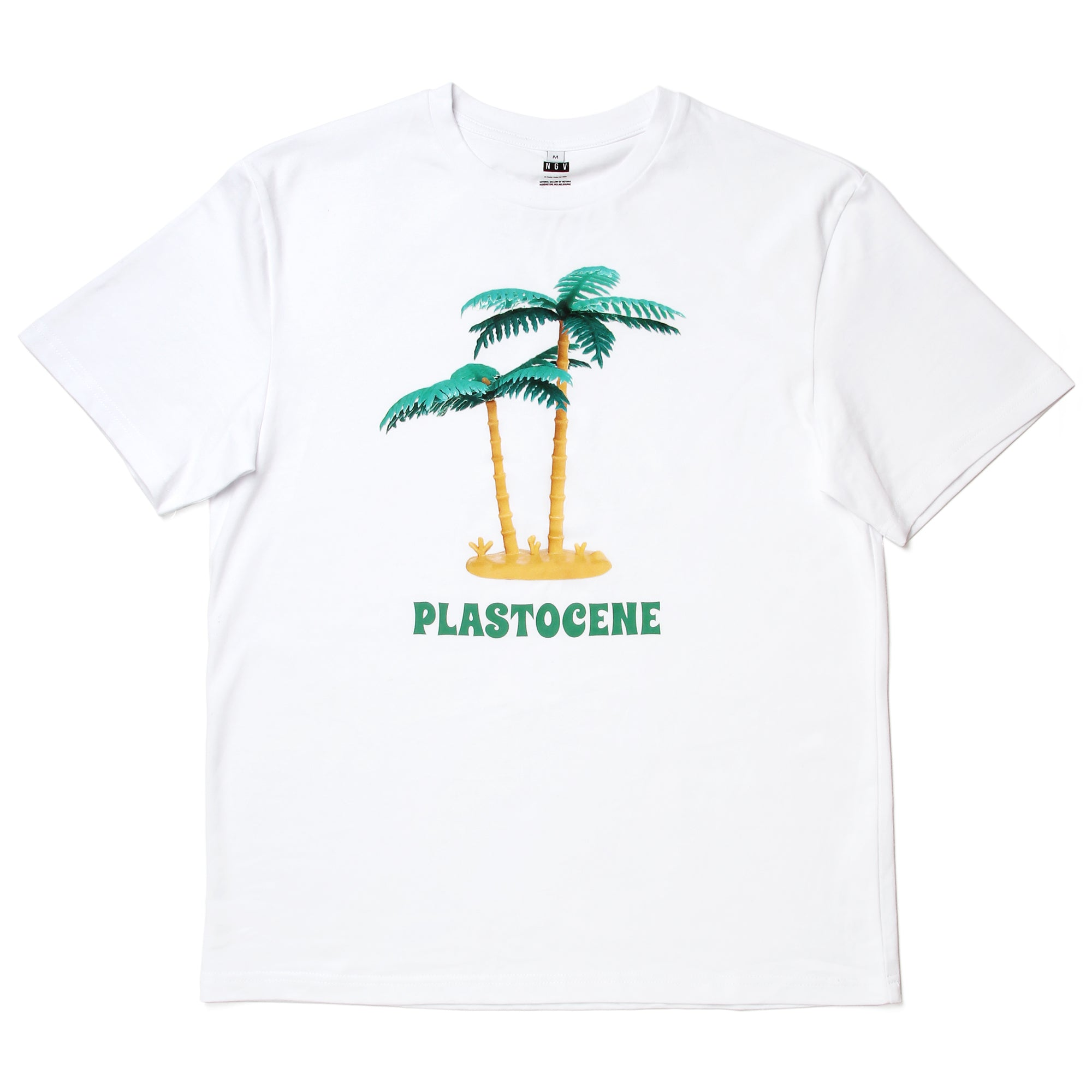 T-Shirt Porky Hefer Palm Tree