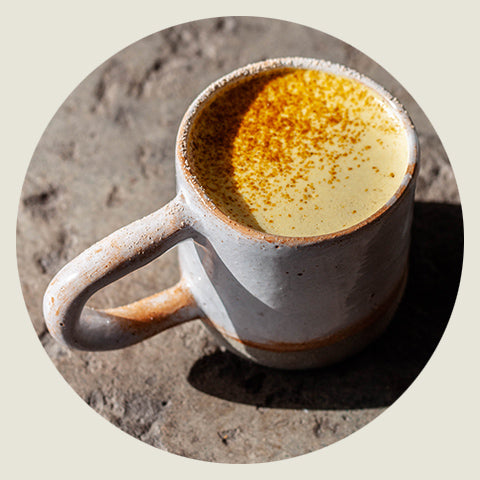How to Brew a Turmeric Chai