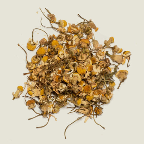 Loose Leaf Organic Chamomile Tea
