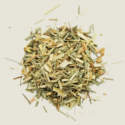Organic Lemongrass and Ginger Tea
