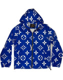 LV Blue Jacket