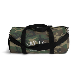 Camo Duffle Bag