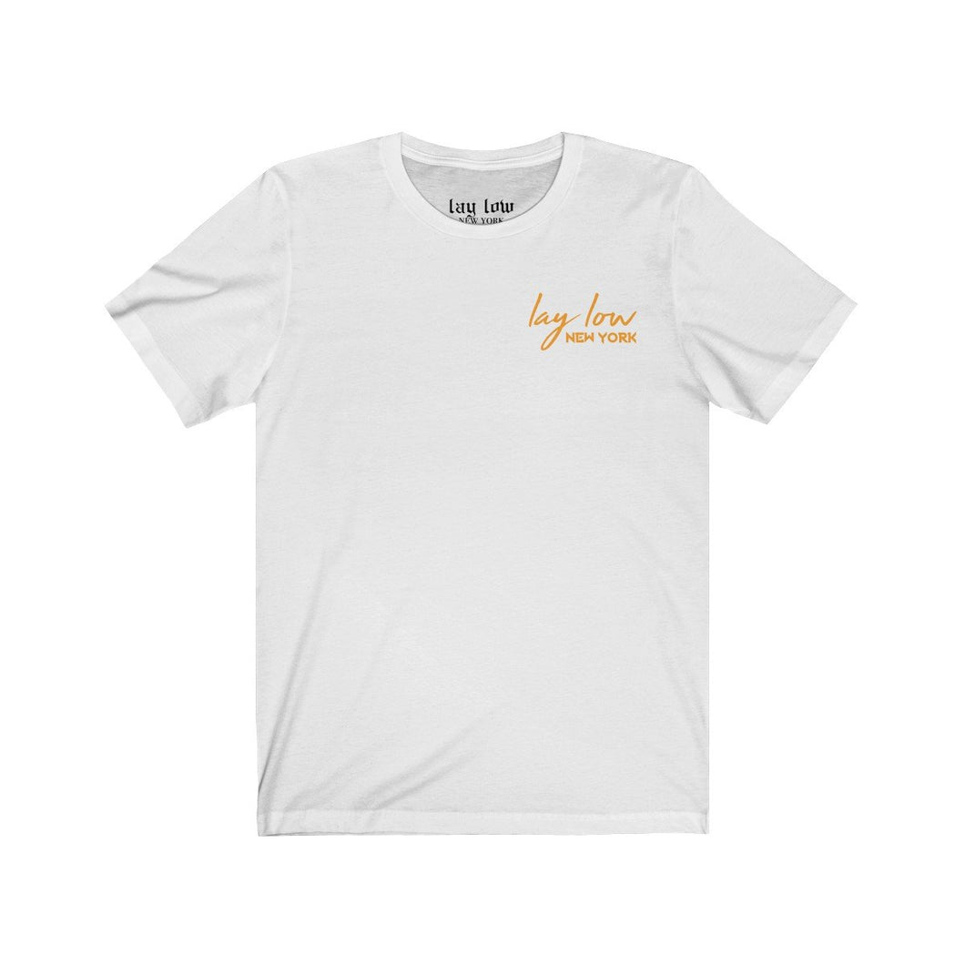 Burnt Orange LLNY Tee