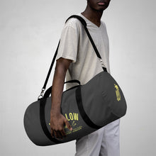 Load image into Gallery viewer, Gunmetal Duffle Bag