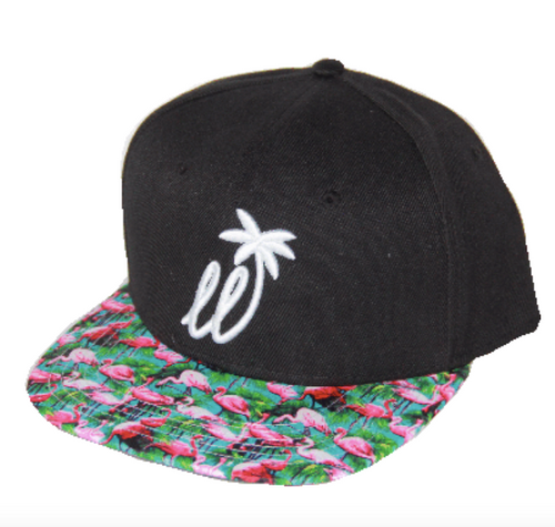 Flamingo Snapback - Lay Low Apparel