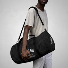 Load image into Gallery viewer, Black Camo Duffle Bag