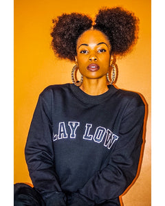 Lay Low Crewneck