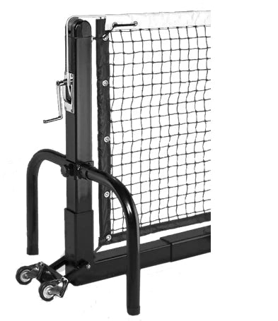 10S Elite Heavy-Duty Pickleball Net System with Transport Wheels