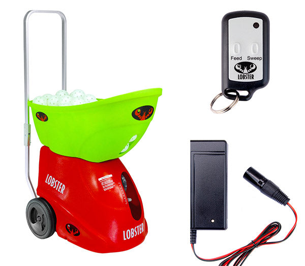 Lobster Pickleball Machine  - Premium Charger