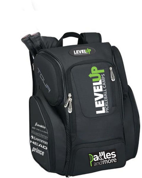 LevelUp Tour Backpack