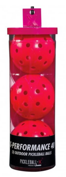 X-40 Ball - Outdoor/Pink